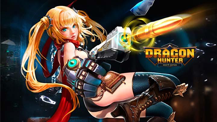 Браузерная игра, Dragon Hunter