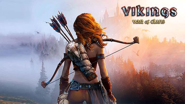 Браузерная онлайн игра, Vikings: War of Clans