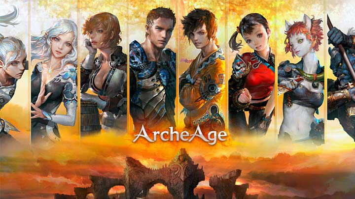 ArcheAge, играть онлайн