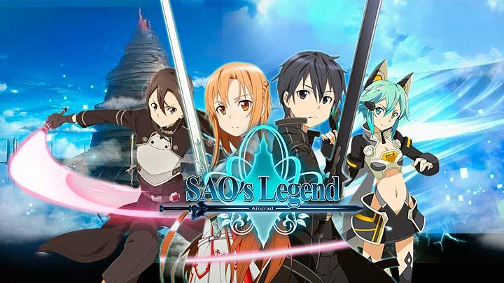 SAO`s Legend, играть онлайн